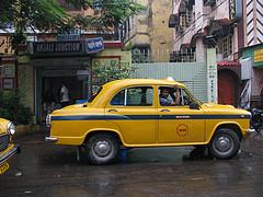 Taxi photo