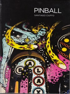 Pinball book cover