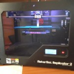 Mezel's 3D printer churns out mods in about an hour