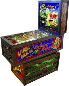 Stern Pinball Inc Woah Nellie game