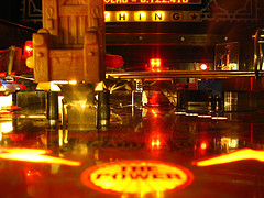 Addams pinball photo