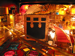 Theatre of magic pinball photo