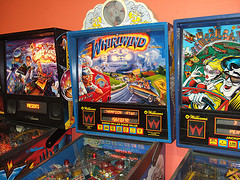 whirlwind pinball photo