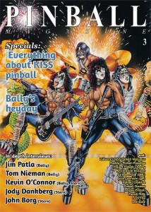 Pinball Magazine Issue 3