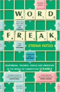 Word Freak scrabble book